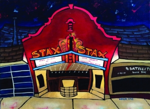 Stax at Night